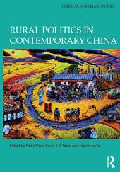 Rural Politics in Contemporary China