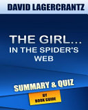 The Girl in the Spider's Web Book