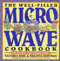 The Well filled Microwave Cookbook PDF