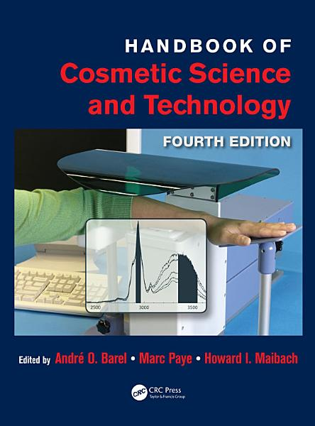Handbook of Cosmetic Science and Technology PDF