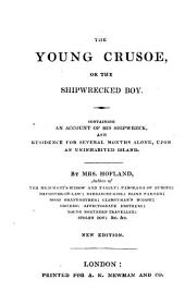 The young Crusoe, or, The shipwrecked boy