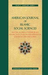 American Journal Of Islamic Social Sciences 23 3 Book PDF