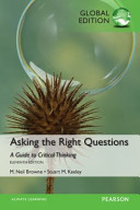 Asking the Right Questions  Global Edition