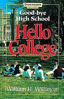 Download Good Bye High School  Hello College Book