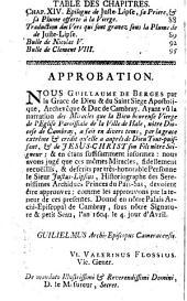 Histoire de Notre Dame de Hale traduite du latin et augmentée de plusieurs merveilles, venues en lumières depuis la mort de l'auteur