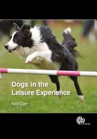 Dogs in the Leisure Experience PDF
