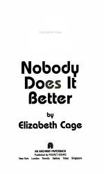 Nobody Does It Better PDF