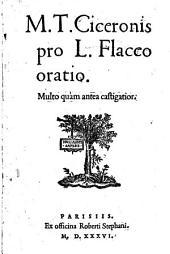Oratio pro Lucio Flacco