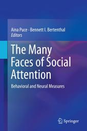 The Many Faces of Social Attention: Behavioral and Neural Measures