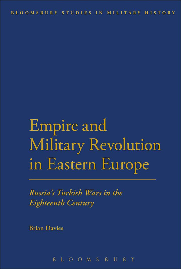 Empire and Military Revolution in Eastern Europe