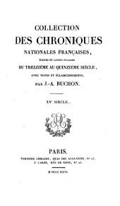 Mémoires de Jacques de Clerq