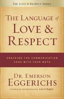 The Language of Love and Respect PDF