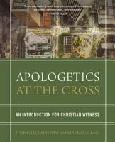 Apologetics at the Cross PDF