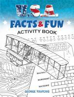 U S A  Facts   Fun Activity Book PDF