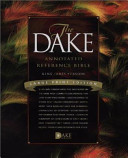 Dake Annotated Reference Bible KJV Large Print PDF