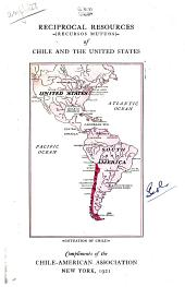 Reciprocal Resources (recursos Mutuos) of Chile and the United States