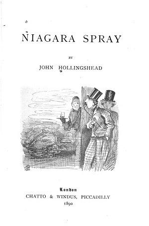 Niagara Spray