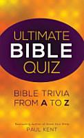 Ultimate Bible Quiz PDF