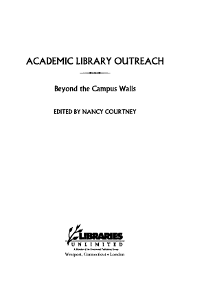 Academic Library Outreach PDF