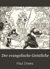 Der evangelische Geistliche in der deutschen Vergangenheit
