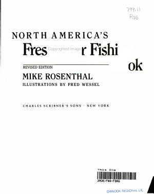 North America s Freshwater Fishing Book