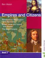 Empires and Citizens PDF