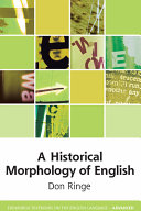 A Historical Morphology of English