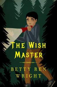 The Wish Master Book