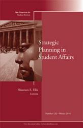 Strategic Planning In Student Affairs Book PDF
