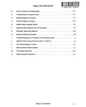 Mendocino National Forest (N.F.), Land and Resource(s) Management Plan (LRMP): Environmental Impact Statement