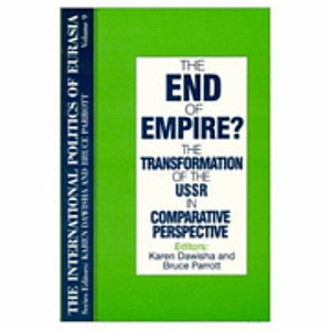 The End of Empire  Book