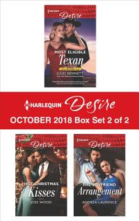 Harlequin Desire October 2018   Box Set 2 of 2 Book