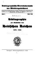 Bibliographie zur Geschichte des Britischen Reiches 1870 1914 PDF