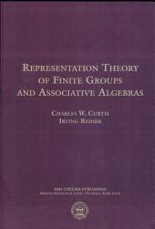 Representation Theory of Finite Groups and Associative Algebras