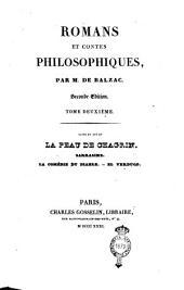 Romans et contes philosophiques: Volume2