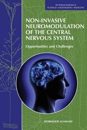 Non-Invasive Neuromodulation of the Central Nervous System: Opportunities and Challenges: Workshop Summary