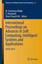 International Proceedings on Advances in Soft Computing, Intelligent Systems and Applications