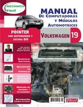 Manual de computadoras y módulos automotrices: POINTER con distribuidor y sistema DIS