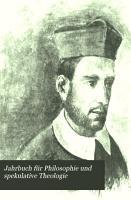 Jahrbuch f  r Philosophie und spekulative Theologie PDF