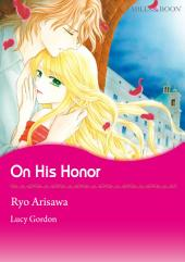 On His Honor: Mills & Boon Comics