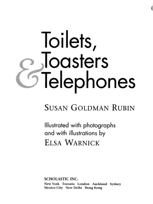 Toilets  toasters  and telephones