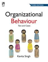 Organizational Behaviour  Text and Cases  3rd Edition PDF