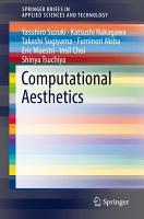 Computational Aesthetics PDF