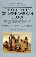 The Challenges of Native American Studies PDF