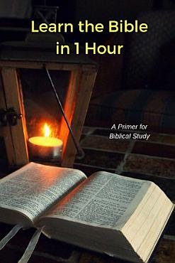 Learn the Bible in 1 Hour PDF