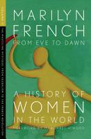 From Eve to Dawn  A History of Women in the World Volume II PDF
