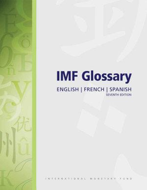IMF Glossary