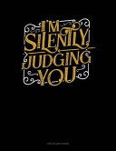 I M Silently Judging You Book PDF