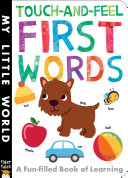 Touch And Feel First Words Book PDF
