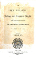 The New England Historical   Genealogical Register and Antiquarian Journal PDF